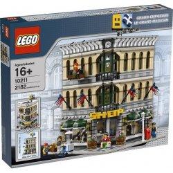 Lego Exclusive 10211 Grand Emporium od 8 695 Kč - Heureka.cz bc56d0d302