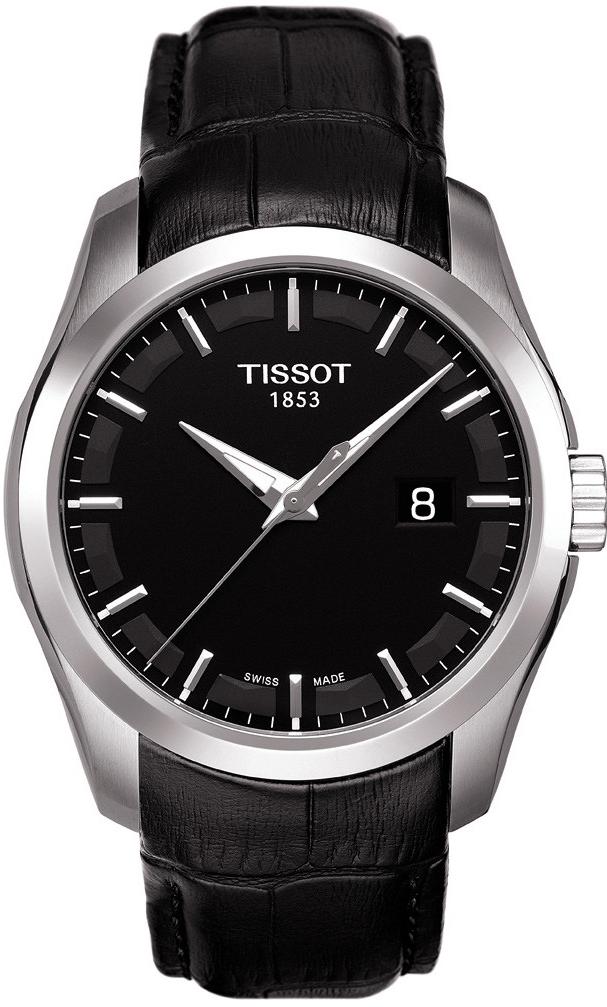 81a9ea7b08 Tissot T035.410.16.051.00 od 5 480 Kč - Heureka.cz