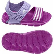 Adidas AKWAH 8 I - vivpnk/runwht/glopur
