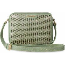92845c2267 Monnari dámská kabelka glamour cvočky mátovo stříbrná