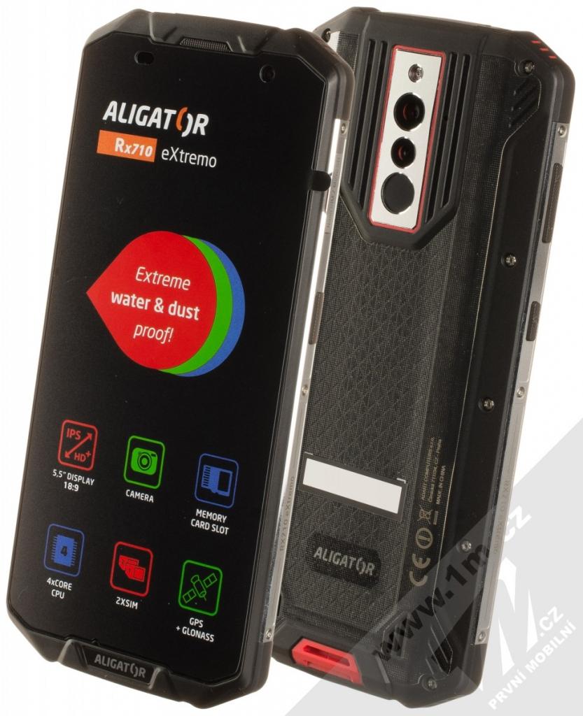 ALIGATOR RX710 eXtremo na Heureka.cz