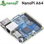 FriendlyARM NanoPi A46 sada s chladičem
