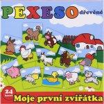 MPZ Pexeso: Moje první zvířátka