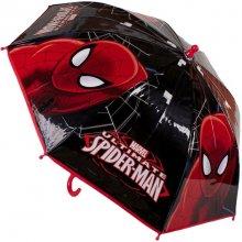 Cerda Dětský deštník Spiderman Black
