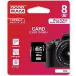 Goodram SDHC 8GB UHS-I S1A0-0080R11