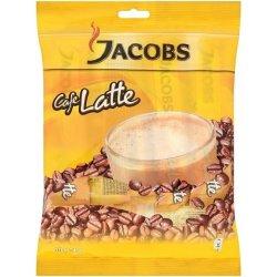Cafe latte příprava