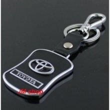 Přívěsek na klíče s karabinou Toyota
