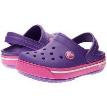 Crocs Crocsband fialové