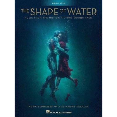The Shape Of Water / Tvář vody (noty na sólo klavír)