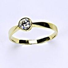 Zasnubni Prsteny Od 3 000 Do 8 000 Kc Heureka Cz
