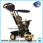 Smart Trike trojkolka Dream Touch Steering - Col. 9900