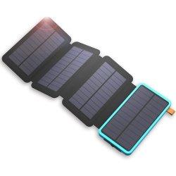 Solární nabíječka Allpowers XD-SC-010-BBLU