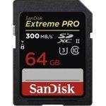 SanDisk SDXC 64GB UHS-II U3 SDSDXPK-064G-GN4IN
