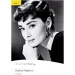 Penguin Readers 2 Audrey Hepburn book
