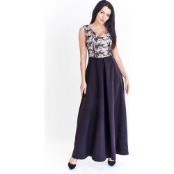 Plesové šaty s krajkou Vegas černá alternativy - Heureka.cz e52d256f413