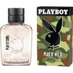 Playboy Play It Wild toaletní voda pánská 100 ml