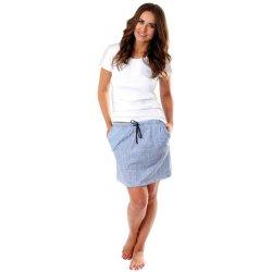 0ddebec1170 Evona dámská sukně ze 100% bavlny džínová světlá alternativy ...
