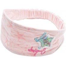 Desigual Headband Sandia rosa palido