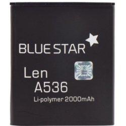 Baterie Blue Star BTA-BLA536 Lenovo A536/A606 2000mAh - neoriginální