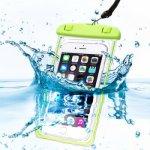 Pouzdro SES Univerzální vodotěsné Apple iPhone 6 7 8 X - žluté
