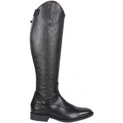 8d3ed417bd1 Jezdecká a pracovní bota QHP Boty vysoké Birgit černé