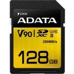 ADATA SDXC Premier One 128GB  UHS-II U3 ASDX128GUII3CL10-C