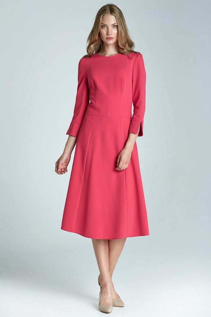 Nife dámské šaty 45135 fialová od 945 Kč - Heureka.cz fa597589d0c