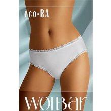 Wolbar kalhotky eco-RA bílá