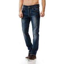 Timeout pánské jeansy modrá