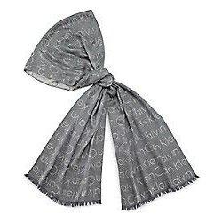 b3c4ad17ab Calvin Klein šála Jacquard logo scarf šála - Nejlepší Ceny.cz