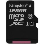 Kingston microSDXC 128GB UHS-I U1 SDC10G2/128GBSP