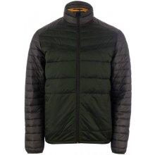 Jack Jones mens Lima Puffer jacket green d856fab7f6d