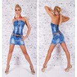 Dámské riflové šaty Queen O.F. st-sa103