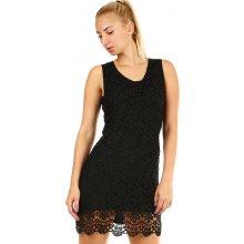 10bc1f750 Dámské krátké letní šaty 386616 černá