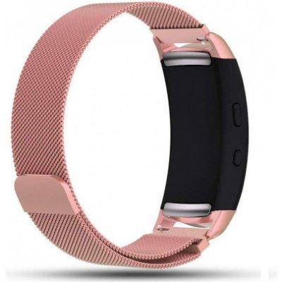Samsung Gear Fit 2 Milanese řemínek, Rose Pink SSG004C04
