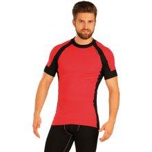 Litex Termo triko pánské s krátkým rukávem 51423306 červená