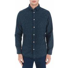 Jack   Jones Andrew pánská Košile Modrá  73fed9499f