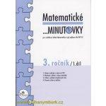 Matematické minutovky pro 3. ročník /1. díl - 3. ročník - Josef Molnár, Hana Mikulenková