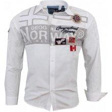 034b5cfe69 Geographical Norway košile pánská Zadock LS Men 100