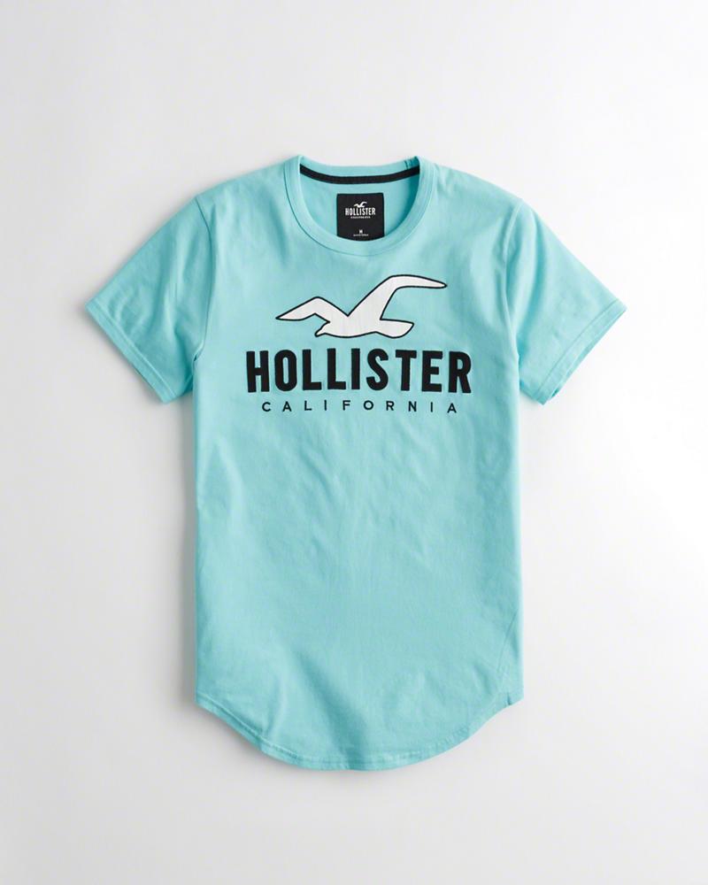6e6dc85224 Hollister Co. Pánské tričko Hollister s nášivkou Oranžová alternativy -  Heureka.cz