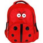 New Berry batoh Beruška L12001 červený