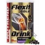 NUTREND Flexit Gold Drink černý rybíz 400 g
