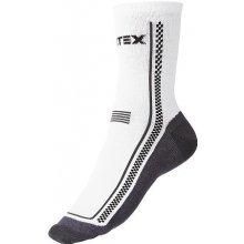 Litex ponožky 99615 Bílá