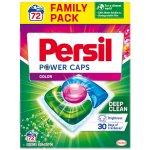 Recenze Persil Power Caps Color prací kapsle 72 ks