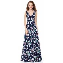 37197e57cb72 Ever-Pretty dlouhé letní šaty s puntíky 8955