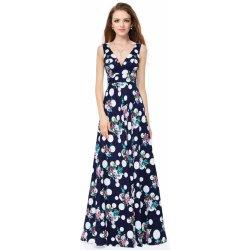 3180bca1b80 Ever-Pretty dlouhé letní šaty s puntíky 8955 od 990 Kč - Heureka.cz