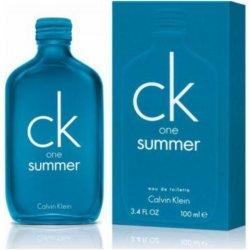 Calvin Klein CK One Summer 2018 toaletní voda unisex 100 ml od 458 ... d81b73d11c