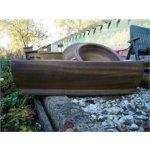 Keramika Litohoř Venkovní truhlík - koryto 80 cm