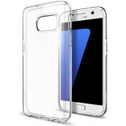 Pouzdro na mobilní telefon Pouzdro Spigen Liquid Crystal Samsung Galaxy S7  Edge čiré 1488624a83d