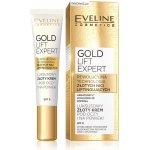 Eveline Cosmetics Gold Lift Expert Luxusní zlatý krém na oči a víčka 15 ml